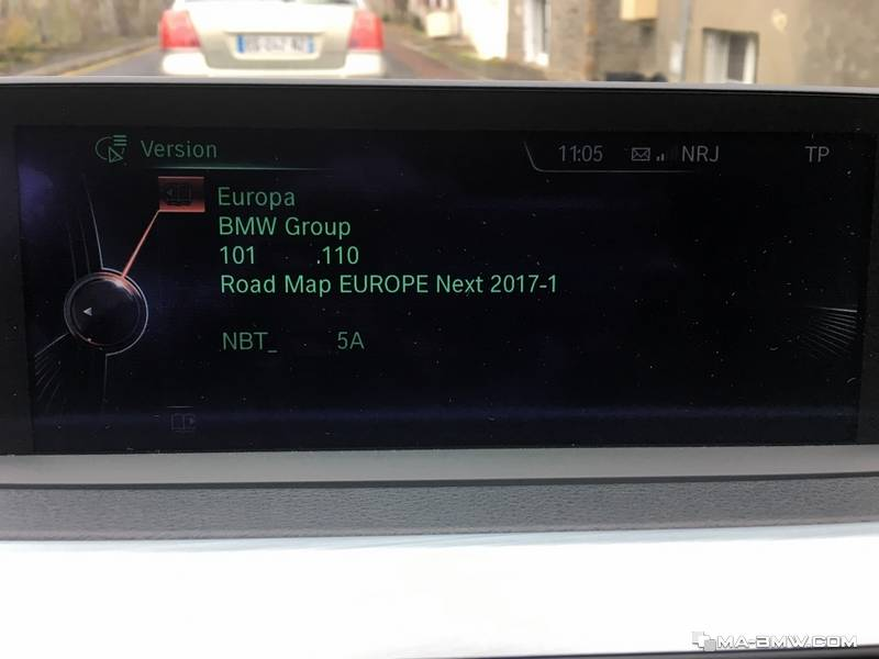 mise jour gps 2017 1 disponible page 2 forum ma bmw. Black Bedroom Furniture Sets. Home Design Ideas