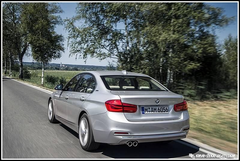 BMW eDrive Série 3