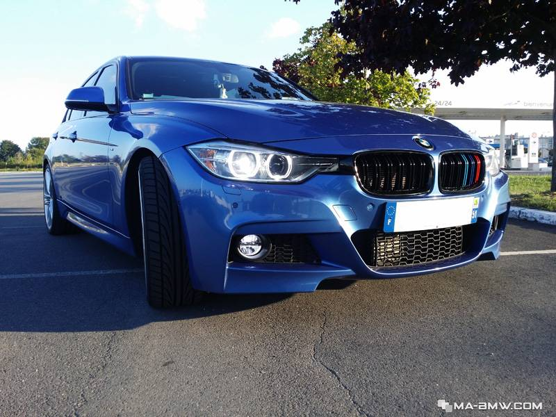 ma bmw f30 bleu estoril pack m page 5 forum ma bmw. Black Bedroom Furniture Sets. Home Design Ideas
