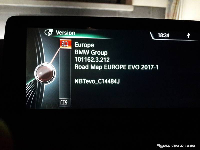 mise jour gps 2017 1 disponible page 4 forum ma bmw. Black Bedroom Furniture Sets. Home Design Ideas
