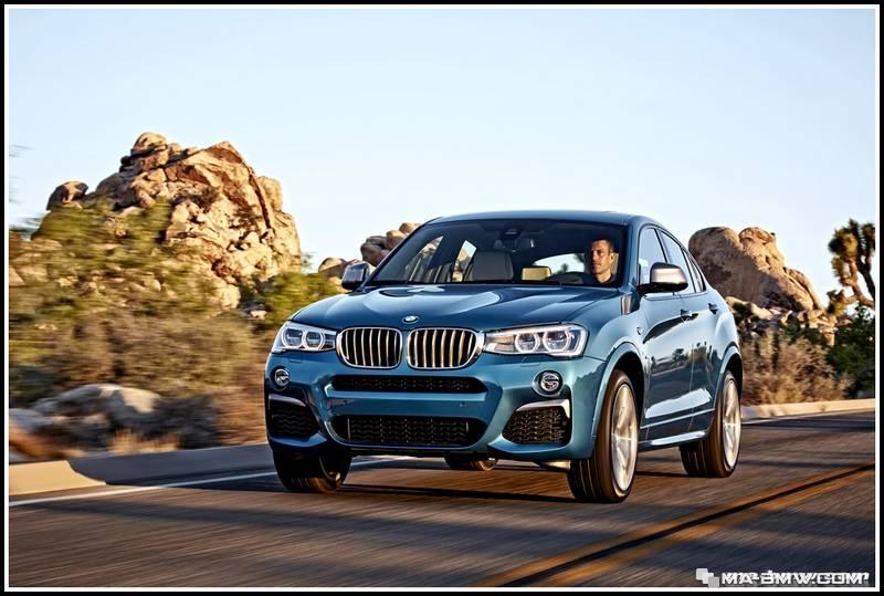 Nouvelle BMW X4 M40i