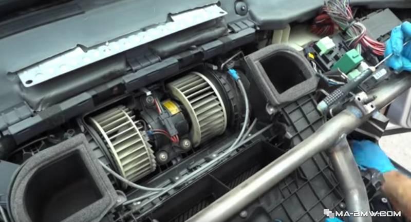 Tuto: Ventilation intérieure qui couine ou fonctionne Plus ...