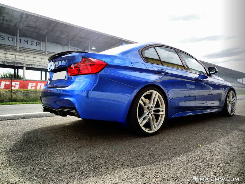 ma bmw f30 bleu estoril pack m forum ma bmw. Black Bedroom Furniture Sets. Home Design Ideas