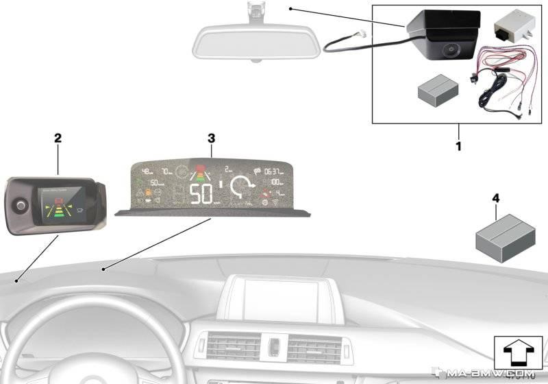 Speed Limit info, en 2ème monte? - Forum MA-BMW